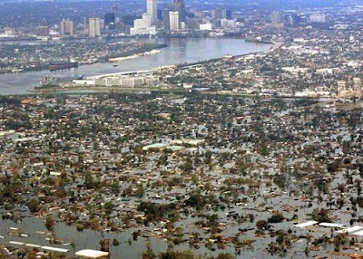 Hurricane Katrina&#039;s musical journey