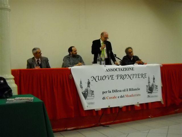Incontro a Casale Monferrato con la società civile delle Langhe