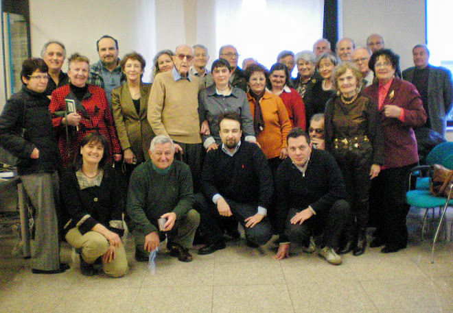 Assemblea dell'Associazione Arvangia a Grinzane Cavour (CN). 20 Marzo 2010