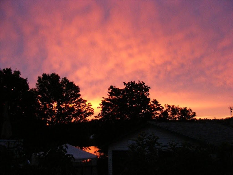 July 22 Sunrise By Megan MacKay