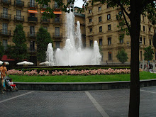 Donostia Fountain