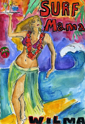 Surf Mama by Wilma