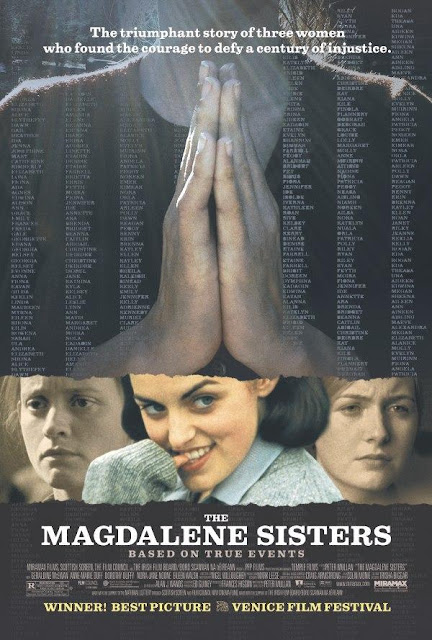 British & Irish actresses' nude scenes in The magdalene sisters (2002)