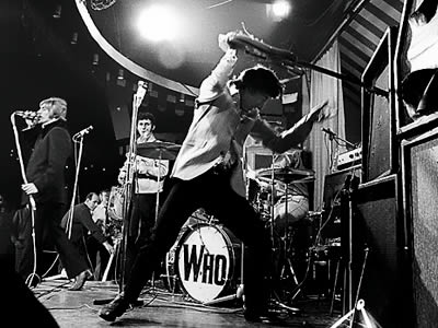 The Who Quebrando Tudo