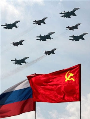 Absen dong gan. Wajib lohh Russia+communist+flags