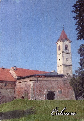 Echtholz Postkarte