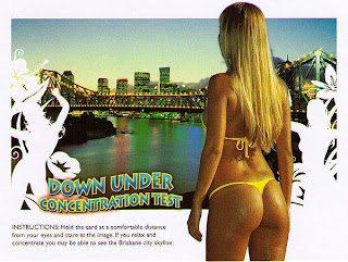 Down Under Australien