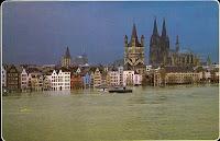 Rheinhochwasser 1983