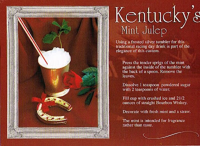 Kentucky Mint Julep Коктейль