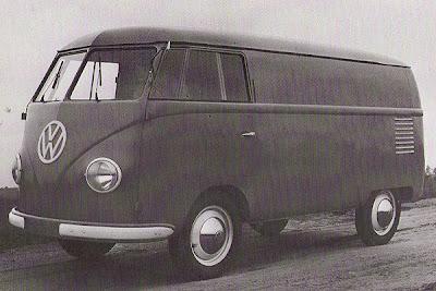 Bulli anno 1950