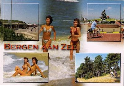 Bergen aan Zee - Bikini