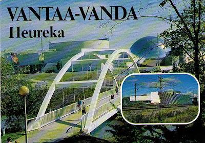Vantaa Vanda Finland