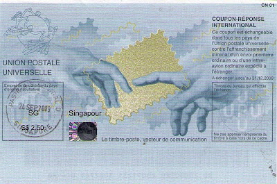 IRC Singapore