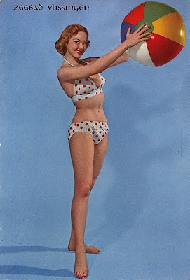 Neckholder-Bikini anno 1959
