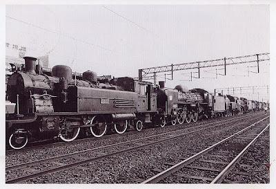 Old-Time Taiwan Train