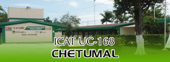 ICATQR UC-168 CHETUMAL