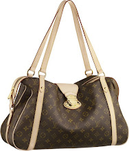 Louis Vuitton Monogram Canvas Stresa