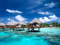 Manihi Pearl Beach Resort Overwater Bungalows
