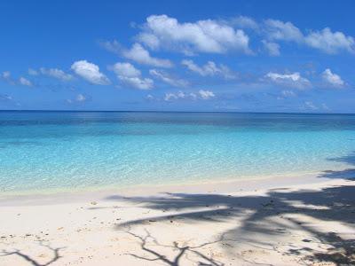 Ulong Beach, Palau