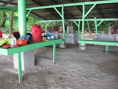 Interior Ulong, Palau Shelter