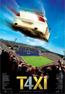 TAKSİ 4 - TAXI 4 (2007) - Sinema Filmi
