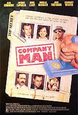 Şaşkın Casus - Company Man - Sinema Filmi