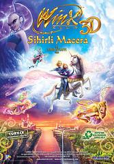 Winx Club: Sihirli Macera - Winx Club 3D: Magic Adventure (2010)