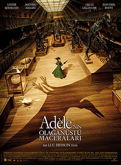 Adele'nin Olağanüstü Maceraları - The Extraordinary Adventures Of Adele Blanc-sec