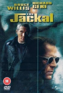 Çakal Sinema Filmi - The Jackal (1997) Bruce Willis , Richard Gere ,