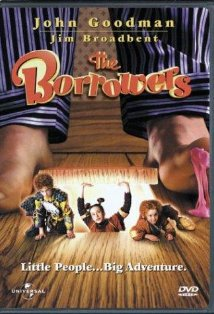 Minik Kahramanlar - The Borrowers (1997)