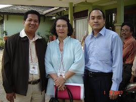 Pengurus MGMP DKI Jakarta
