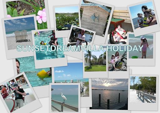 Sunsetdreamvilla holiday
