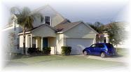 Onze villa in Orlando (tweede week)