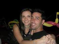 Justin and Mel