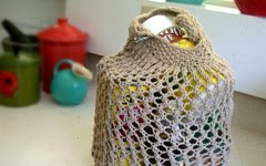 knit market bag tutorial