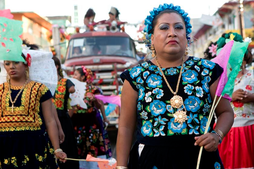 Oaxaca Has A Matriarchal Based Society Women Are Responsible For Running Most Of The Businesses Here As Result Gay People Find State