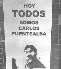 Compañero Fuentealba PRESENTE!