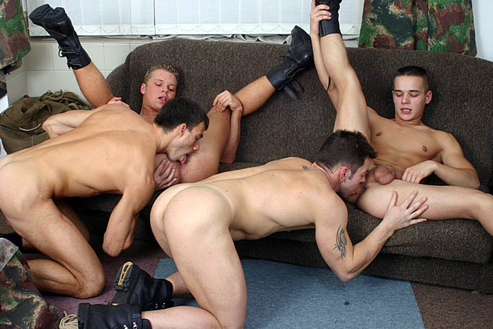 HOT STUDS LOVE EATING HOT ASS