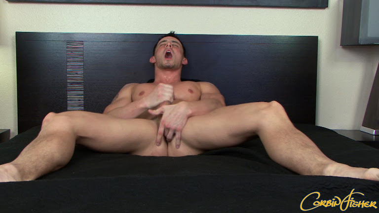 DEREK LOVES TO FINGER BANG HIS PUSSY