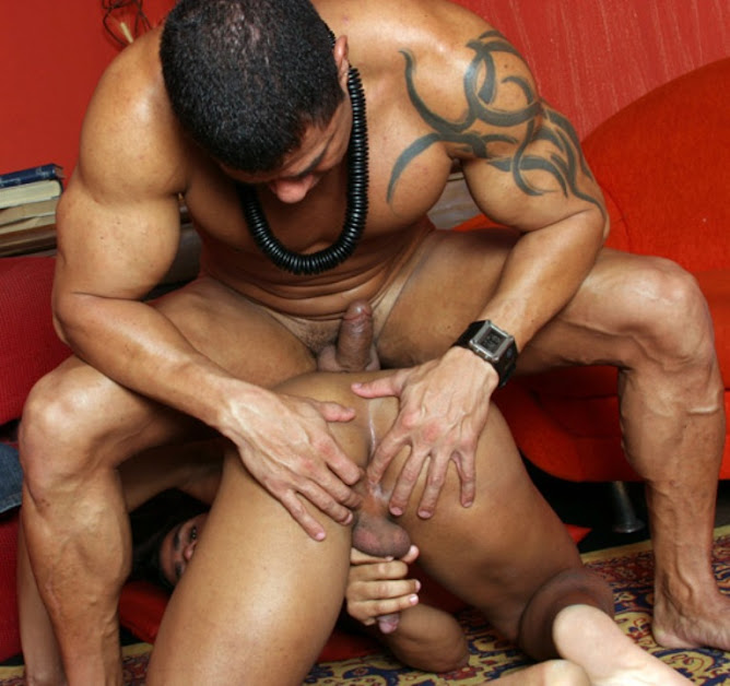 FUCK HIS HOT LATIN JOCK-PUSSY