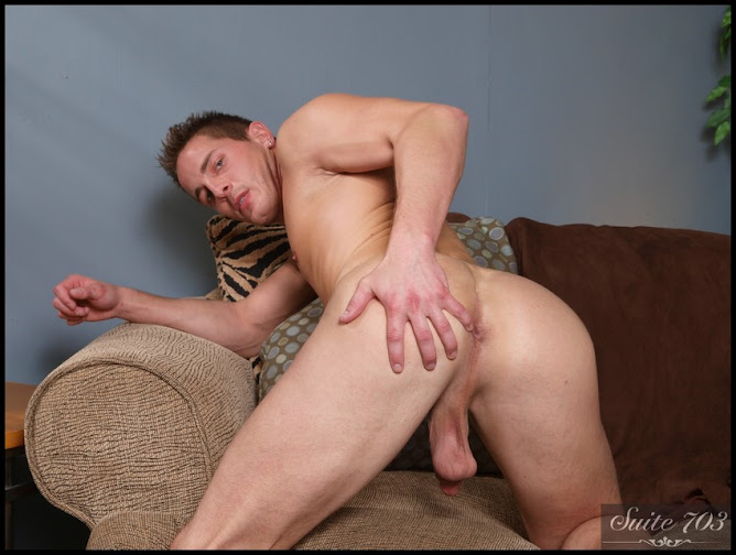 BRAD STAR SHOWING OFF HIS JOCK PUSSY