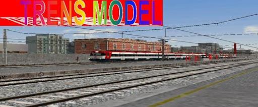 trens model