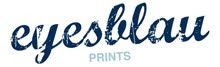 eyesblau prints