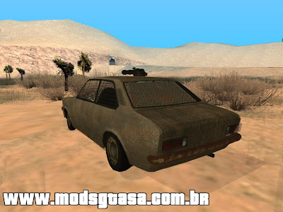 Chevrolet Chevette Eve Of Destruction para GTA San Andreas