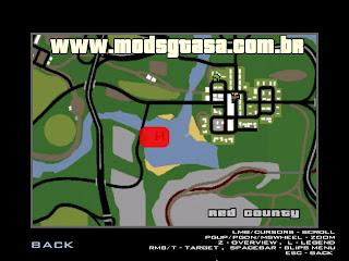 MODS PARA GTA ONLINE Map