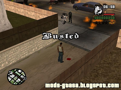 Surrender Mod Cleo3 para GTA San Andreas