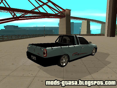 Vw Saveiro Surf para GTA San Andreas