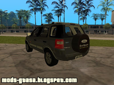 Ford EcoSport FreeStyle 2007 para GTA San Andreas