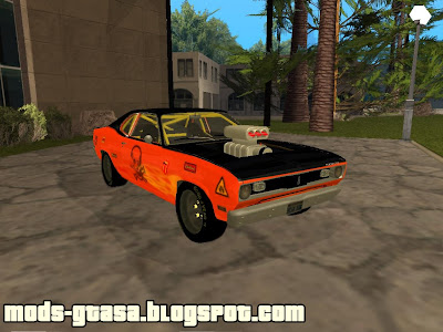 Plymouth Duster para GTA San Andreas