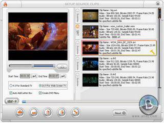 5. Super DVD Creator скачать бесплатно на русском языке дляВ программу Supe